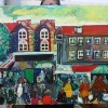 Oil Of Crouch End - Art For Sale